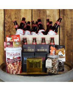 Beer With Chocolates Subscription