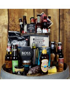 Beer With Savoury Treats Subscription
