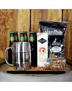 Beer With Snacking Treats Subscription