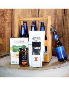 Beer With Vegan Treats Subscription