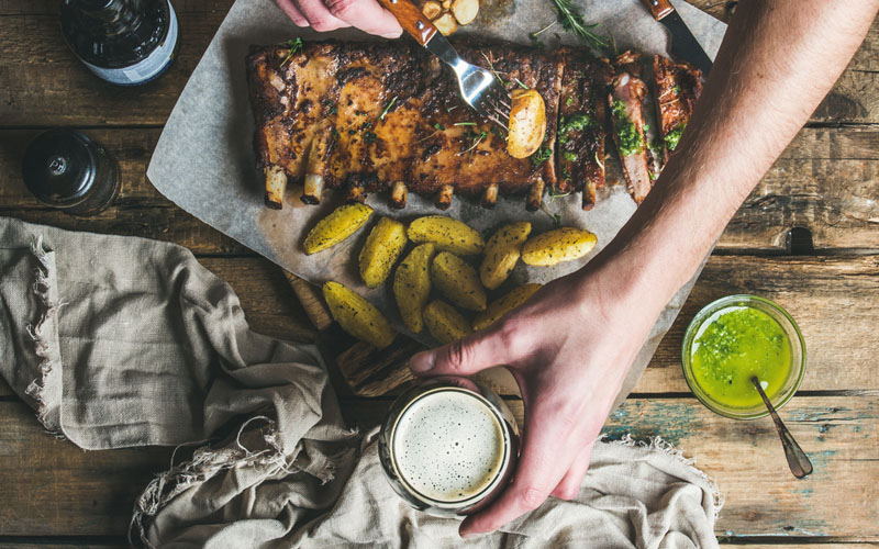 Beer With Dinner: The Perfect Pairing